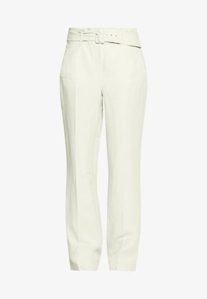 CHRISTINA - Spodnie materiałowe - beige