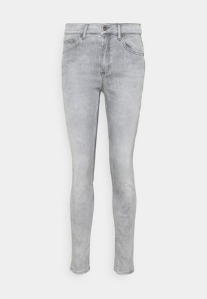 Jeans Skinny - light grey wash