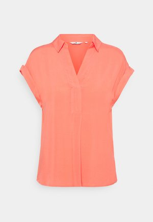 BLOUSE - Bluser - strong peach