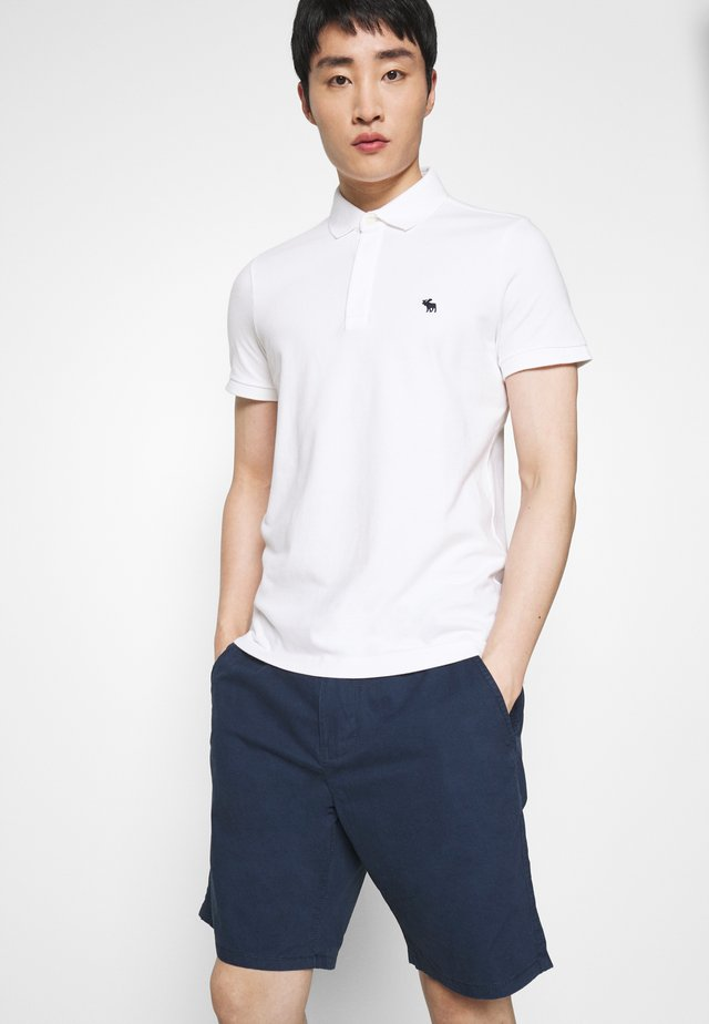 SUPER SLIM  - Polo - white
