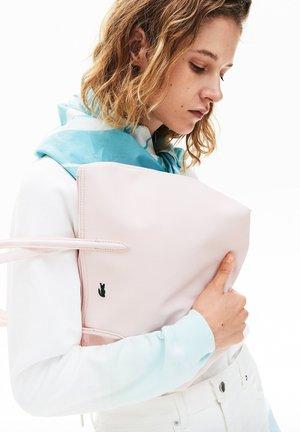 Handbag - flamant