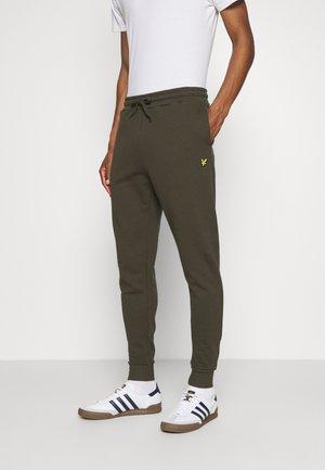PANT - Teplákové kalhoty - olive