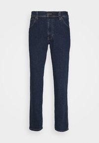 TEXAS TAPER - Straight leg jeans - blue storm