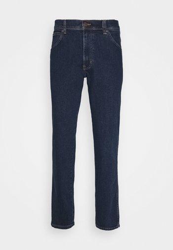 TEXAS TAPER - Jeans straight leg - blue storm