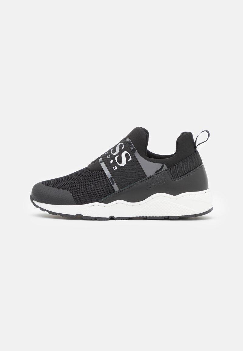 BOSS Kidswear - TRAINERS - Sneaker low - black