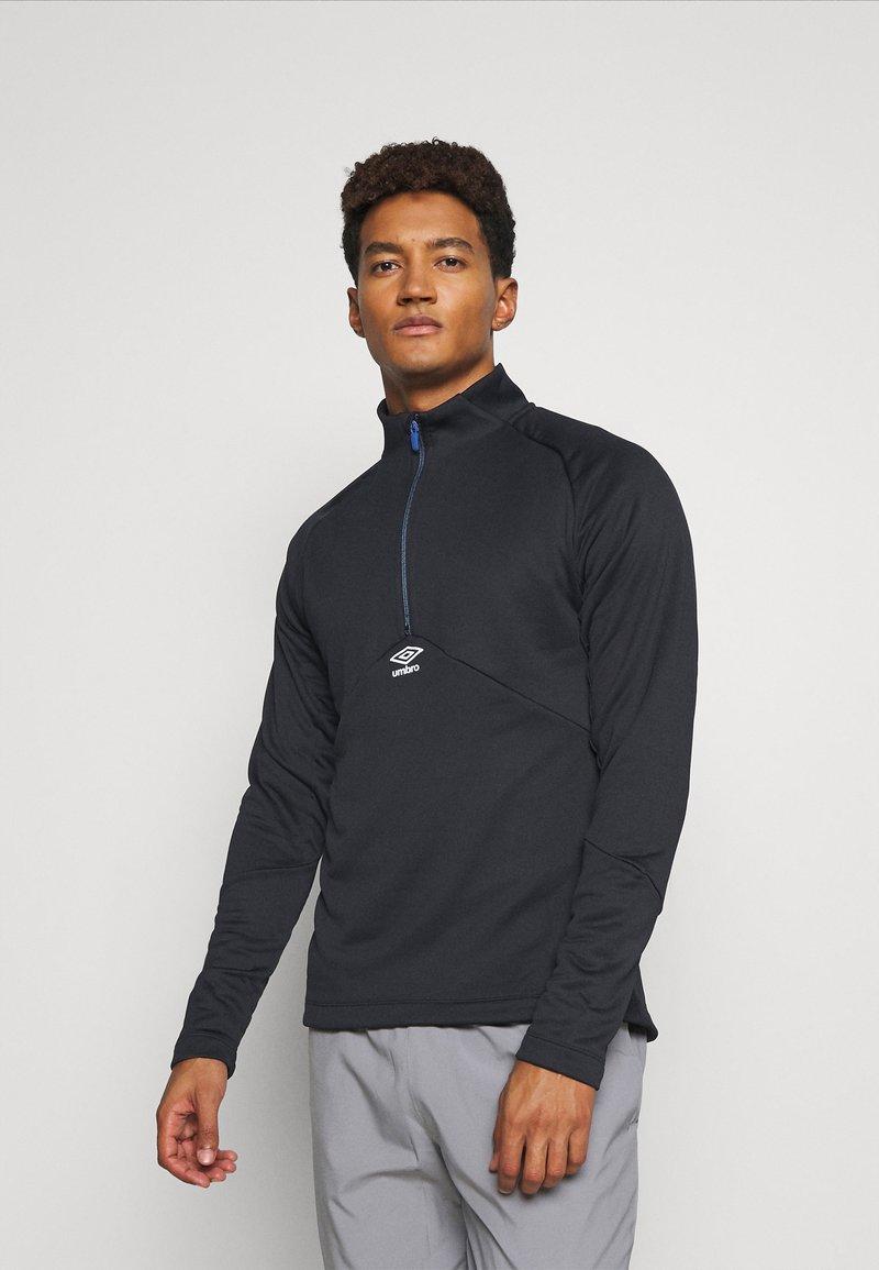 Umbro - MID LAYER - Sweatshirt - black