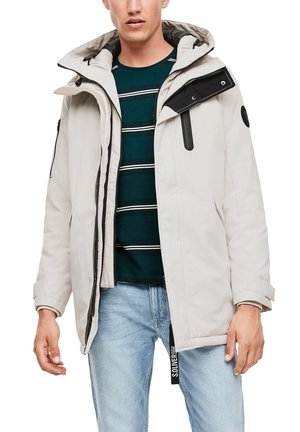 MIT WARMER WATTIERUNG - Light jacket - beige