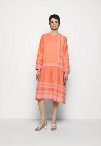 CECILIE copenhagen - JOSEFINE - Day dress - flush - 0