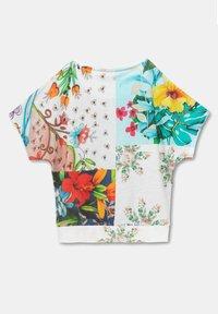Desigual - Print T-shirt - white - 1