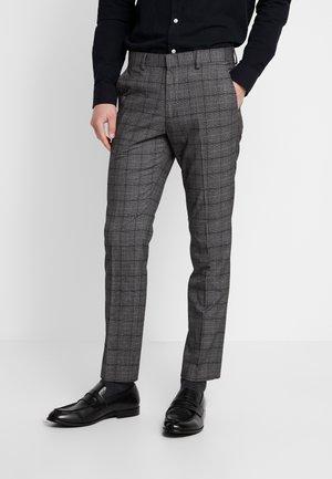Pantalón de traje - charcoal