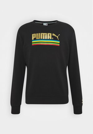 WORLDHOOD CREW - Sweatshirts - black