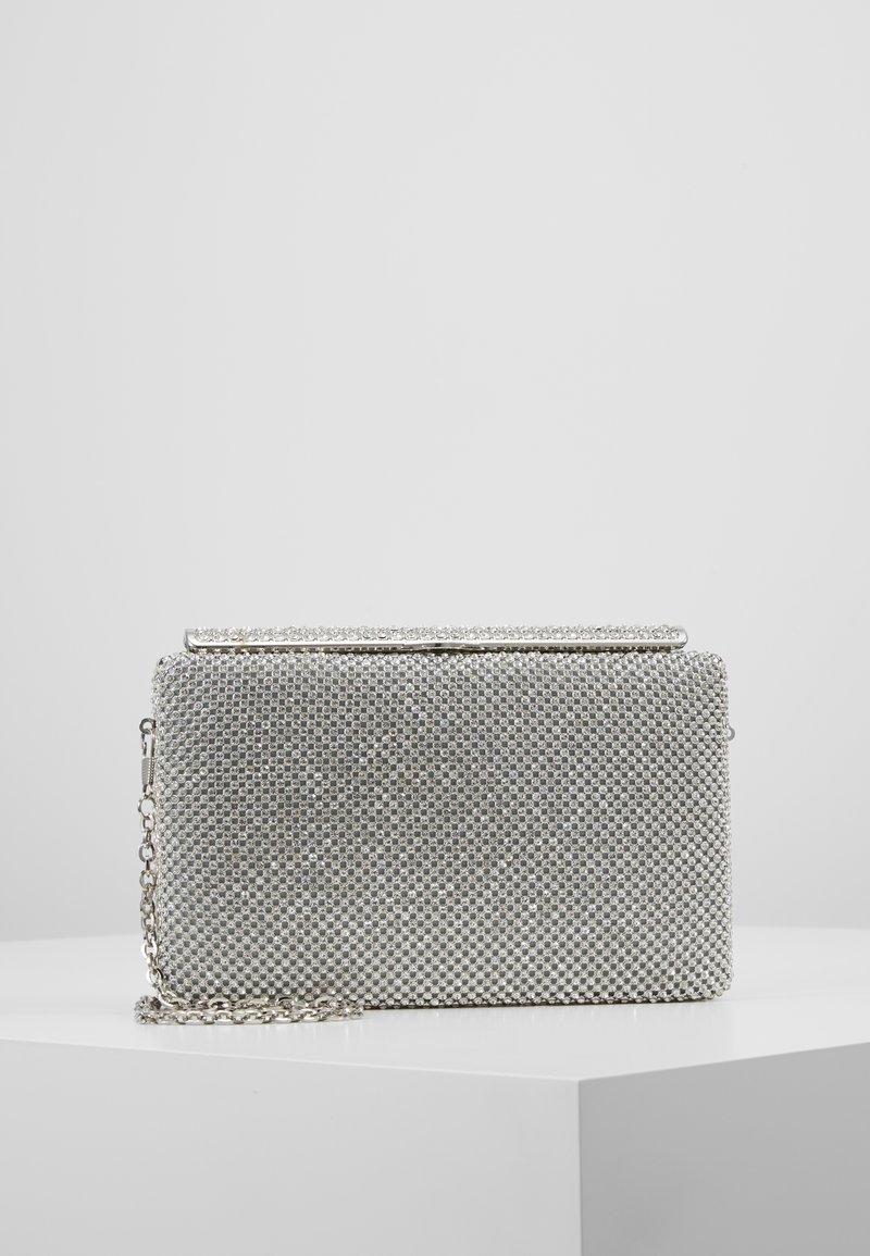 Mascara - Clutch - silver