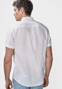 Next - Shirt - white - 2
