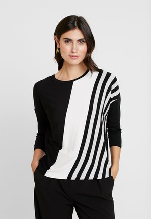 SUPALA - Long sleeved top - black