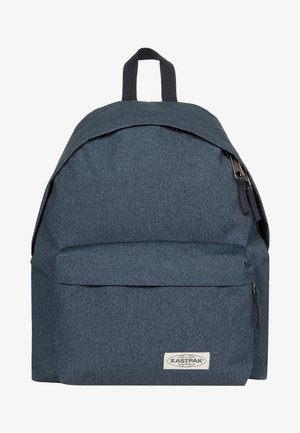 MUTED MELANGE/CONTEMPORARY - Rucksack - muted blue