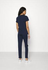 Liu Jo Jeans - PANTALONE FELPA - Spodnie treningowe - blu navy - 2