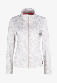 O'Neill - CLIME  - Fleece jacket - white aop w/ brown or beige - 5
