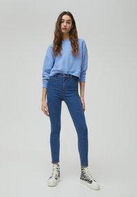 PULL&BEAR - Jeans Skinny Fit - blue - 1