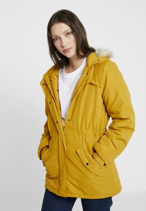 JDYSTAR KIA FALL  - Parka - harvest gold