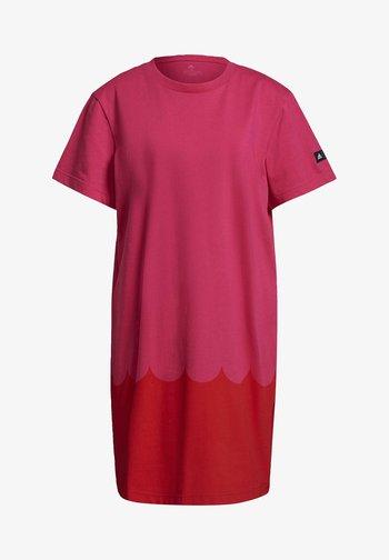 MARIMEKKO  - Trikoomekko - pink