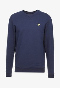 Lyle & Scott - CREW NECK - Sweatshirt - navy - 3