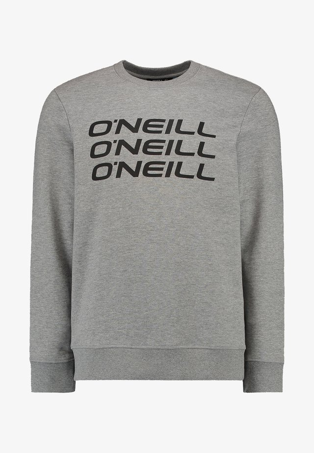 Sweater - silver melee