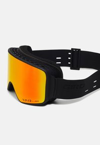 Giro - METHOD - Occhiali da sci - silli black viv infrared - 4