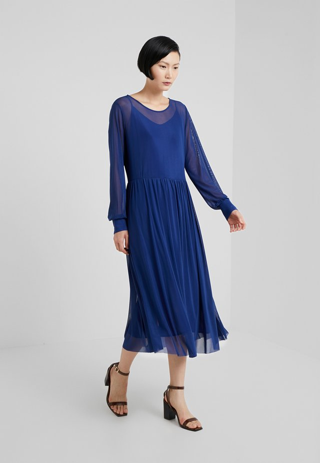 THORA NATALI DRESS - Długa sukienka - indigo blue