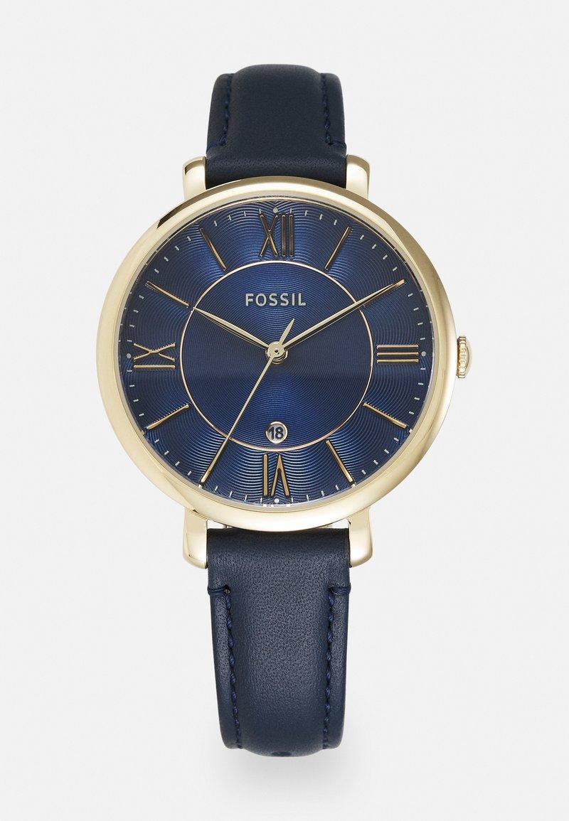 Fossil - JACQUELINE - Klocka - blue