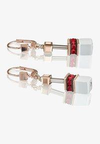 Coeur de Lion - Earrings - rot - 0