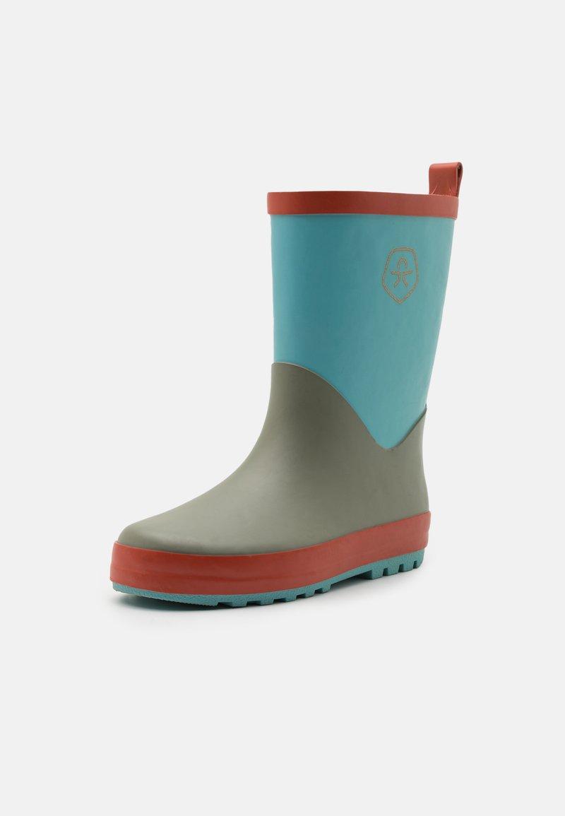 Color Kids Unisexs Wellies Rain Boot