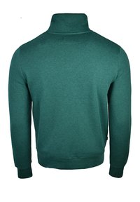 Superdry - Sweater met rits - forest green - 1