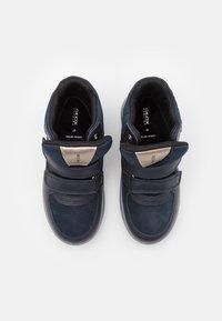 Geox - SLEIGH GIRL WPF - Zapatillas altas - dark navy - 3