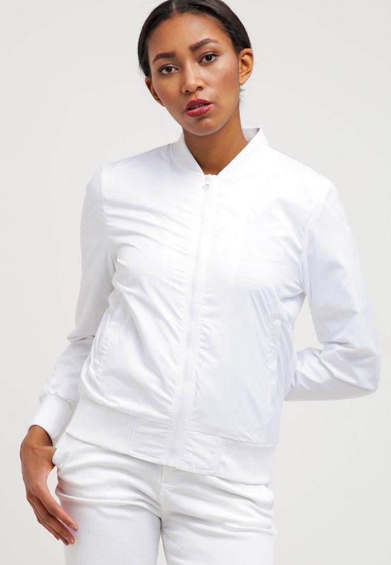 Urban Classics - Bomber Jacket - white