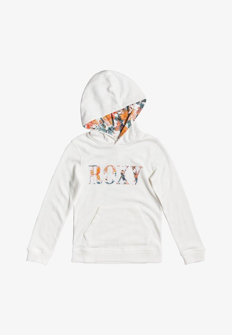 Roxy - Hoodie - snow white