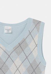 Abercrombie & Fitch - ARGYLE - Jumper - trend blue - 2