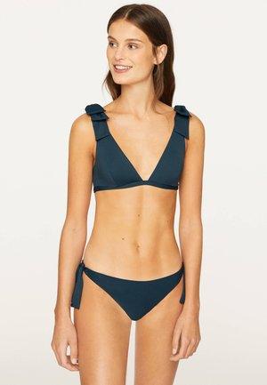 NECKHOLDER-BIKINIOBERTEIL MIT SCHLEIFEN 30704333 - Bikini top - dark blue