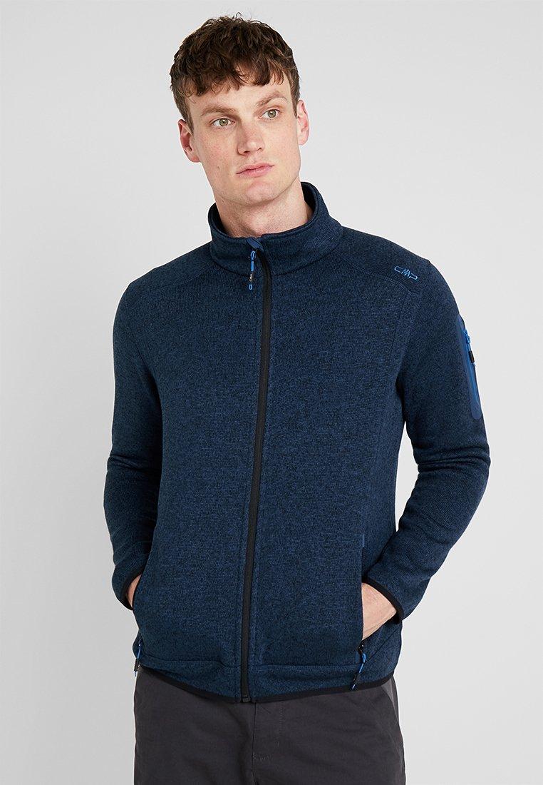 CMP - MAN JACKET - Fleece jacket - inchiostro