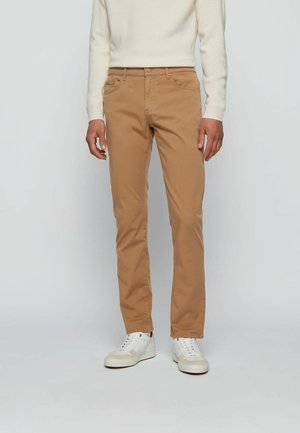 DELAWARE - Trousers - beige