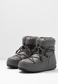 Moon Boot - LOW  WP - Zimní obuv - castlerock - 4