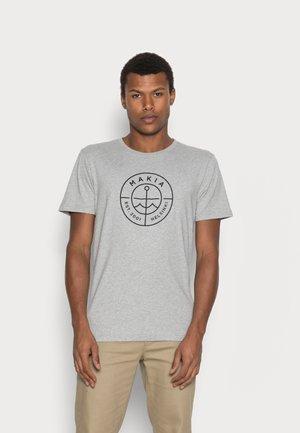 SCOPE - T-shirt print - grey
