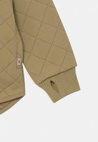 Wheat - THERMO LOUI UNISEX - Waterproof jacket - slate green - 2