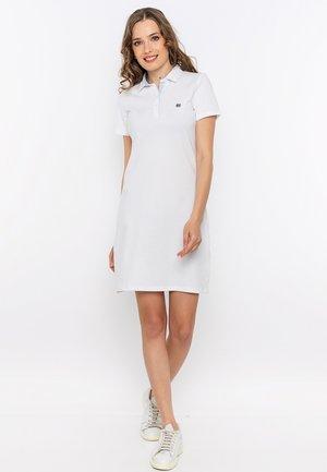 Jerseyklänning - white