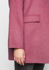 Persona by Marina Rinaldi - NATURA - Classic coat - lilac - 5