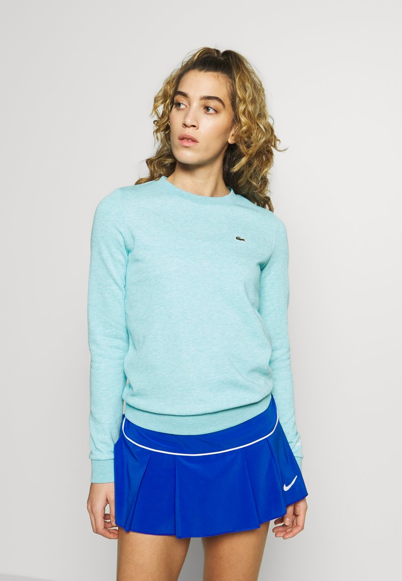 Lacoste Sport - Sweatshirt - light blue/light blue