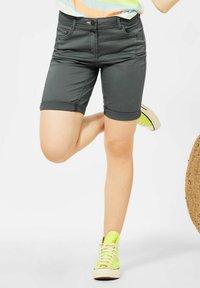 Cecil - Denim shorts - grau - 1