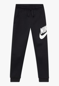 Nike Sportswear - CLUB PANT - Trainingsbroek - black/white - 0