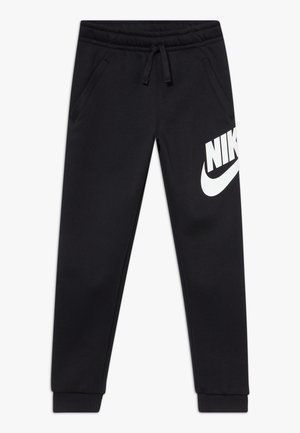 CLUB PANT - Trainingsbroek - black/white