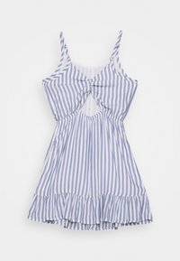 Abercrombie & Fitch - BEST BACK EASTER  - Denní šaty - dark blue - 1