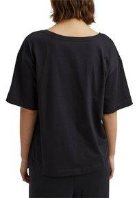 Esprit - Basic T-shirt - black - 5